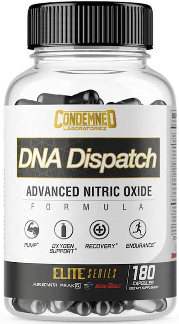 Condemned Labz DNA Dispatch