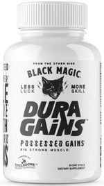 Black Magic Dura Gains 60 tabs
