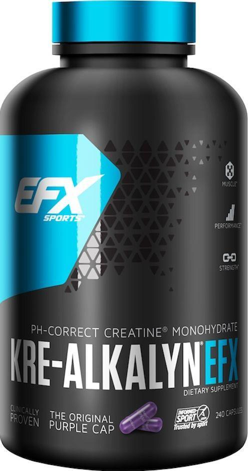 EFX Sports Creatine EFX Sports Kre-Alkalyn 240 Caps
