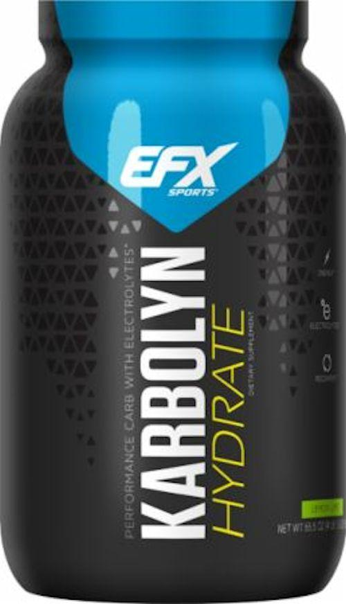 EFX Sports Muscle Pumps Lemon Lime EFX Sports Karbolyn Hydrate