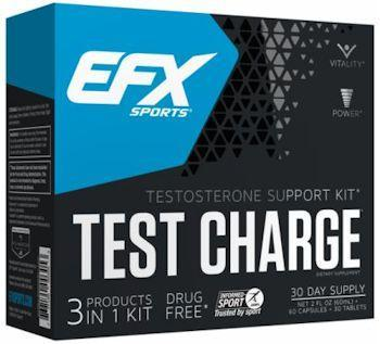 EFX Sports Test Booster EFX Sports Test Charge 30 day supply
