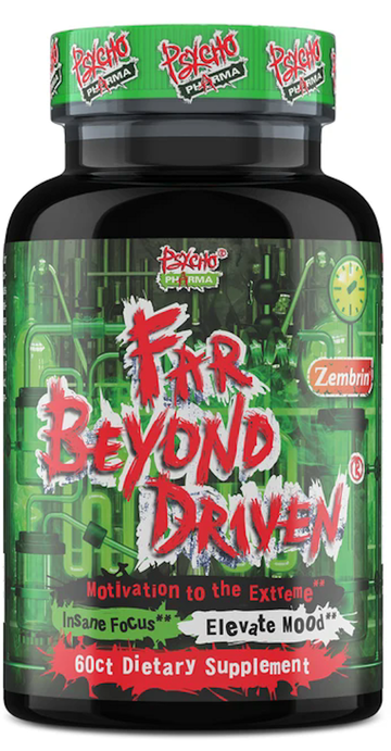 Psycho Pharma Far Beyond Driven 60 ct