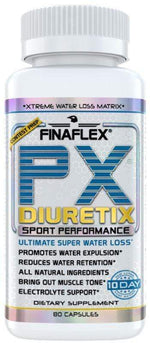 FinaFlex Diuretics Finaflex PX Diuretix 80 ct (Discontinue Limited Supply) BLOWOUT