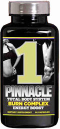Burn Complex Pinnacle Sports FREE with any Metabolism Boosters Purchase (code: Complex)
