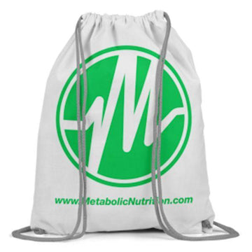 Metabolic Nutrition Drawstring Bag FREE with and Pre-Workout Purchase (code: MN)