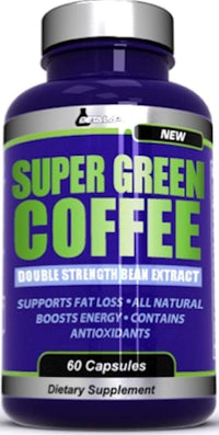 Beta Labs Green Coffee BetaLabs Super Green Coffee 60 caps