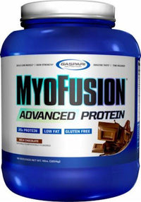 Gaspari Nutrition Protein Milk Chocolate Gaspari MyoFusion Advanced Protein 4 lbs.