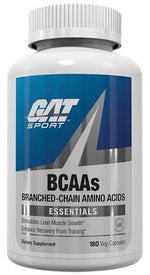 GAT Sports BCAA GAT Sports BCAAs 180 Veg Caps