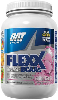 GAT Sports BCAA Sour Ball GAT Sports Flexx BCAA Powder 60 servings