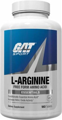 GAT Sports Muscle Pumps GAT Sports L-Arginine 180 Tabs