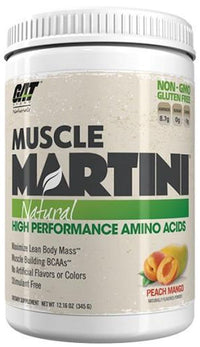 GAT Sports Protein Appletini GAT Sports Muscle Martini Natural 30 servings