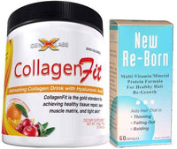 GenXLabs Collagen GenXLabs CollagenFit 30 servings With FREE Hair Vitamins