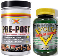 GenXLabs Pre-Workout GenXLabs Pre Post with FREE Volt