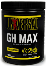 Universal Nutrition Amino Acids GH-Max Universal Nutrition 180 Tabs