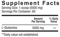 Adaptogen Science Glutamine Adaptogen Science Glutamine 60 servings