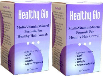 Health & Beauty Healthy Glo 60 capsules Buy 1 get 1 FREE