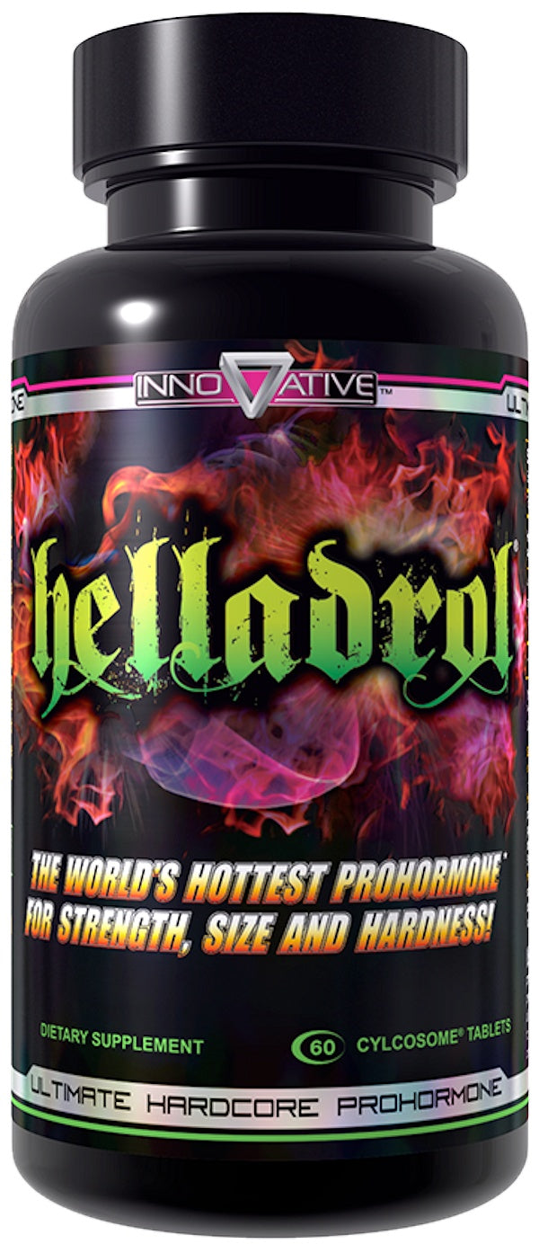 Innovative Labs Helladrol 60 ct (Code: 10off)
