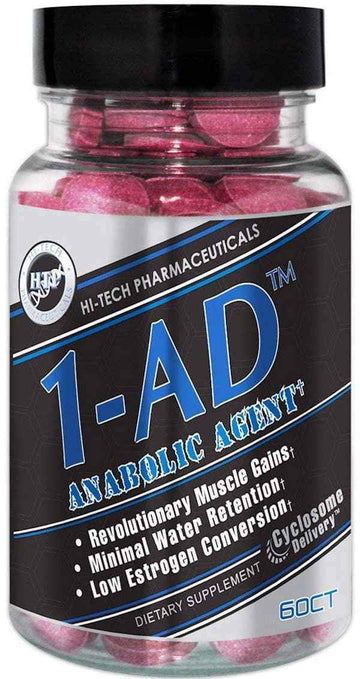 Hi-Tech Pharmaceuticals 1-AD 60ct