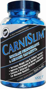Hi-Tech Carnitine Hi-Tech CarniSlim 120 ct