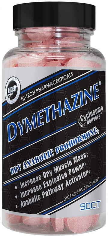 Hi-Tech Pharmaceuticals Dymethazine 90 tabs