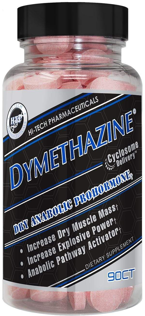 Hi-Tech Pharmaceuticals Test Booster Hi-Tech Pharmaceuticals Dymethazine 90 tabs