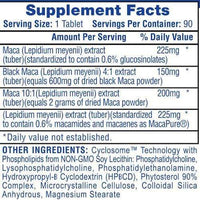Hi-Tech Maca Test Booster Hi-Tech Pharmaceuticals Maca 90 tabs