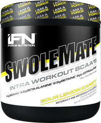 iForce Nutrition BCAA rocket pop iForce Swolemate