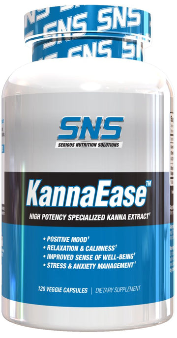SNS Serious Nutrition Solutions KannaEase