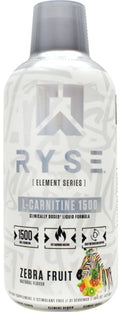 Ryse Supplements Liquid L-Carnitine 1500 31 servings
