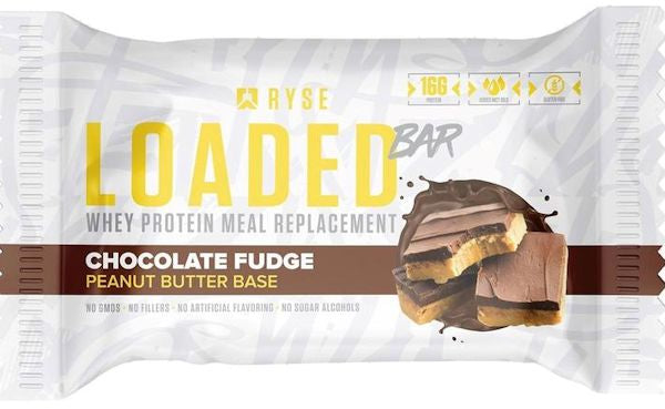 Ryse Supplements Loaded Protein Bars 12 box