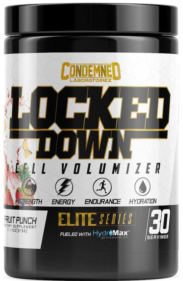 Condemned Labz Locked Down Punch