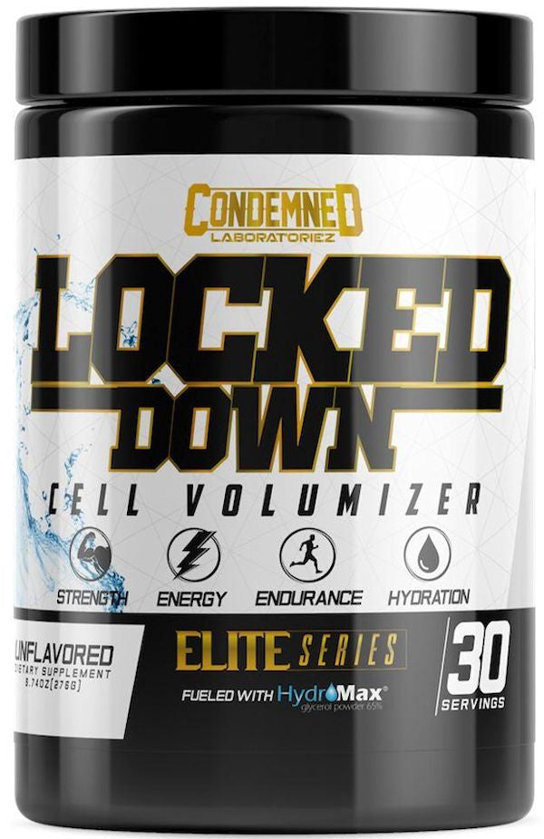 Condemned Labz Locked Down unflavored