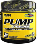 Man Sports Pump Powder 30 servings
