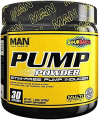 Man Sports Agmatine Man Sports Pump Powder 30 servings