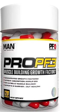 Man Sports Growth Factors Man Sports ProPF3 120 Capsules