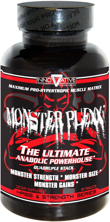 Innovative Labs Monster Plexx 60ct CLEARANCE SALE