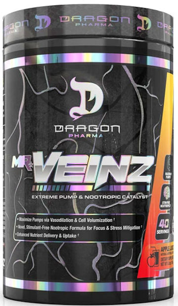 Dragon Pharma Mr. Veinz