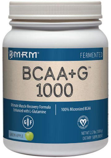 MRM BCAA+G 1000gm 154 serving