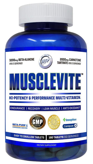 Hi-Tech MuscleVite 180 Tabs