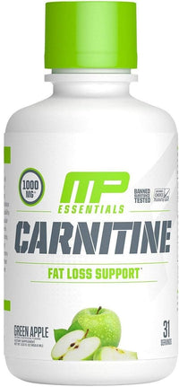 MusclePharm Carnitine Fruit Punch MusclePharm Carnitine Liquid 16 oz