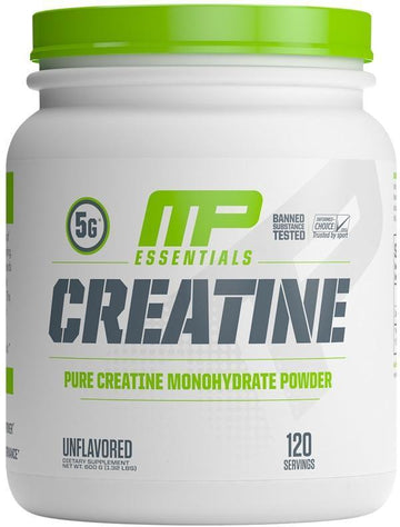 MusclePharm Creatine Essentials 600g