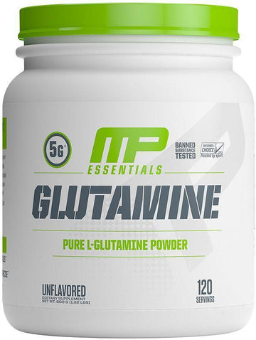 MusclePharm Glutamine 120 serving