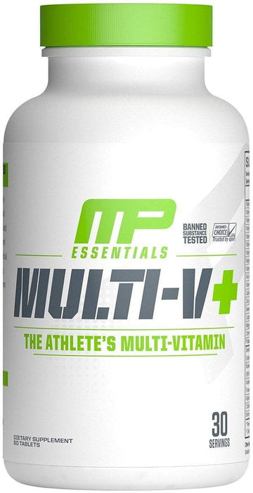 MusclePharm Multi-V 60 Tabs
