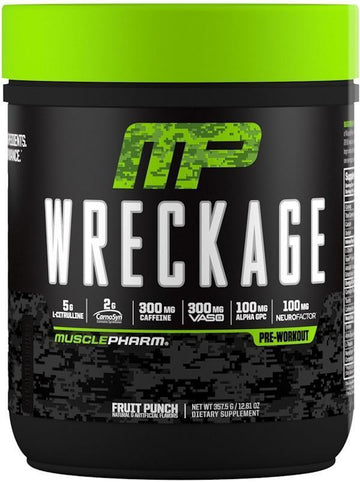 MusclePharm Wreckage 25 servings