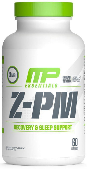 MusclePharm Z-MP Essentials 60 ct