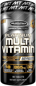 Muscle Tech Multivitamin 90 Caplets
