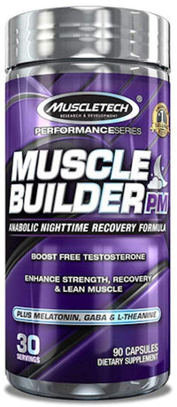 Muscletech Sleep Aid Muscletech MuscleBuilder PM