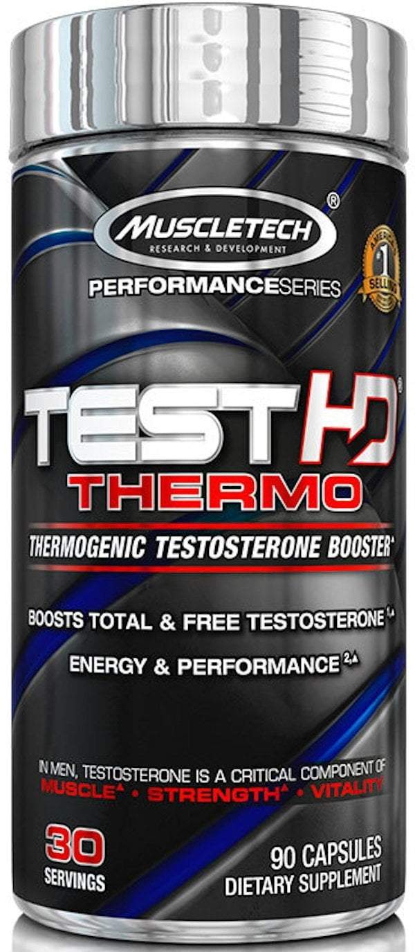 Muscletech Test Booster MuscleTechTest HD Thermo