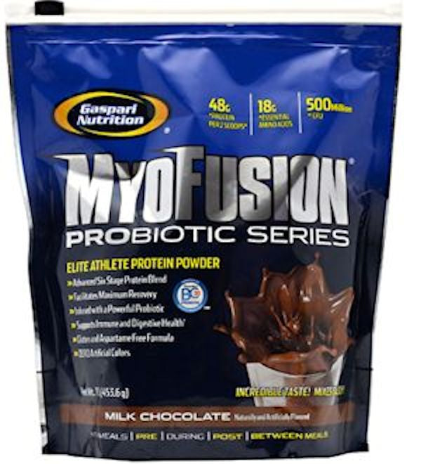 Gaspari Nutrition MyoFusion Probiotic Protein CLEARANCE SALE