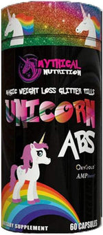 Mythical Nutrition Ampiberry Mythical Nutrition Unicorn Abs 60 caps